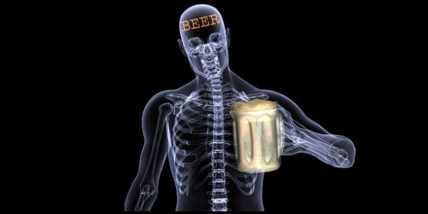 Beer strengthens bones. It is rich in silicon that increases calcium deposits and minerals for bone tissue.