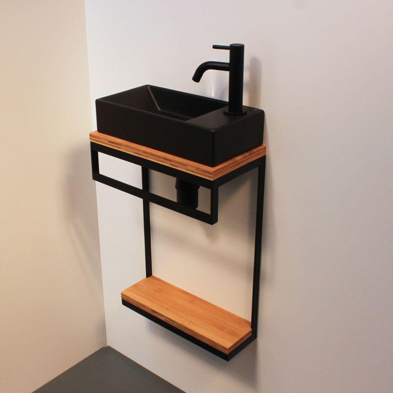 Lave Mains Wc Design Meuble Lave Main Lave Main Wc Idee Deco Toilettes