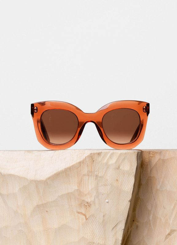 bdfad28866f Baby Marta Sunglasses in Acetate - Céline