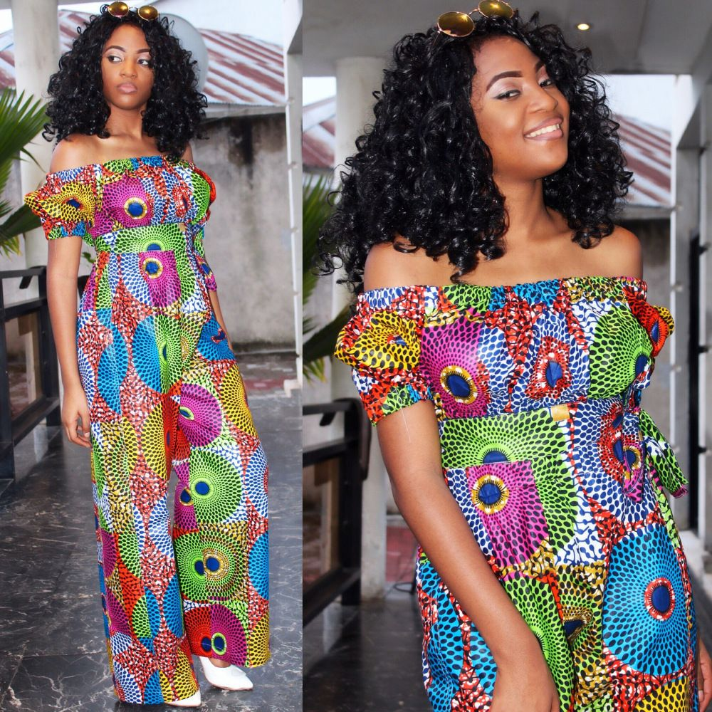 Ankara Lookbook : MK Couture for Comme Les Kinois | Model en pagne, Robe africaine et Pagne