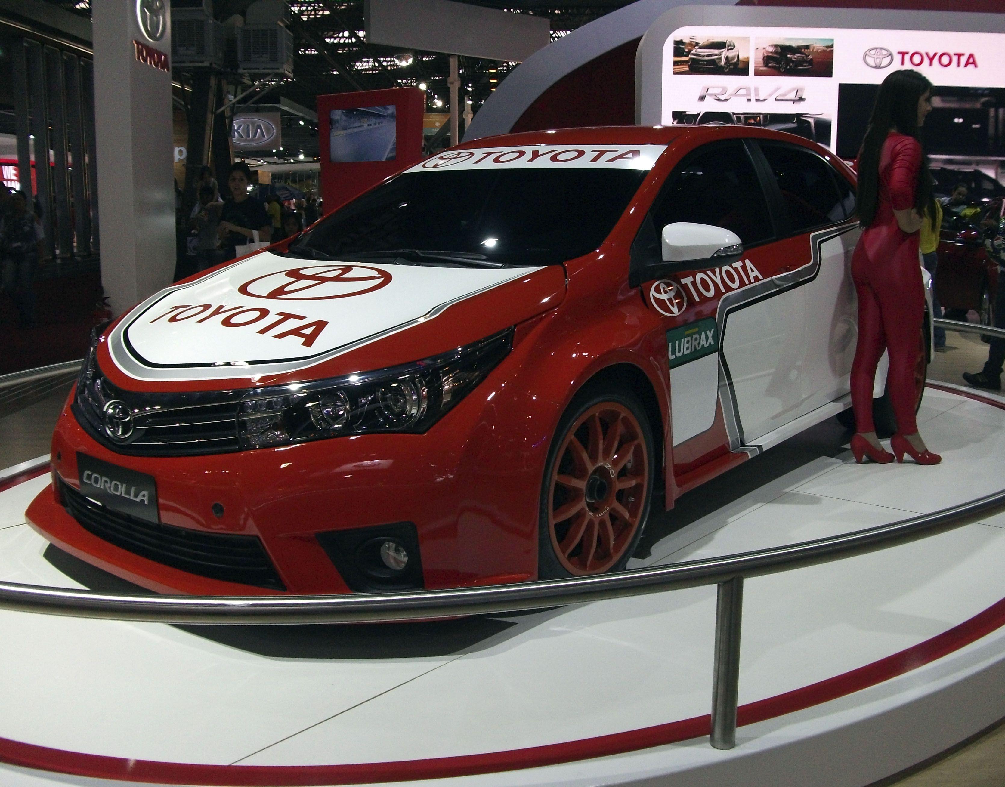 Toyota Corolla XRS Copa Petrobras
