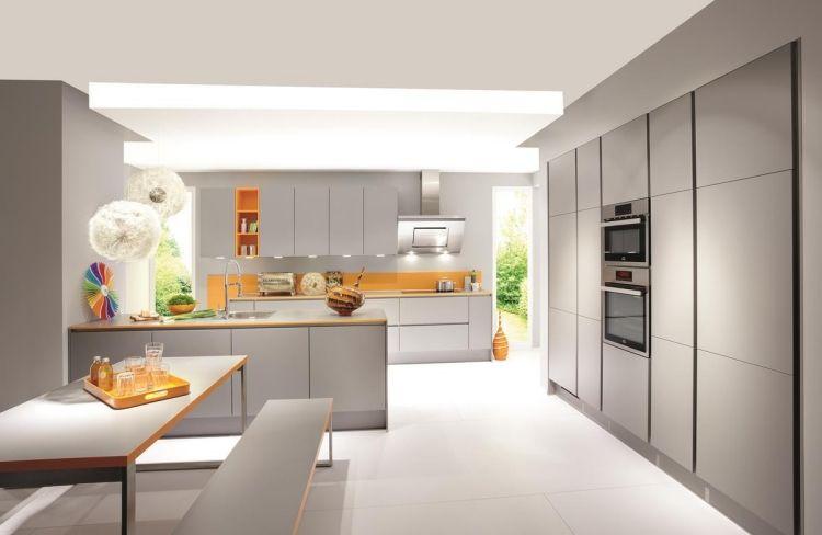 moderne kuche design ideen nobilia werke, 48 erstaunliche moderne küche design ideen von nobilia-werke, Design ideen