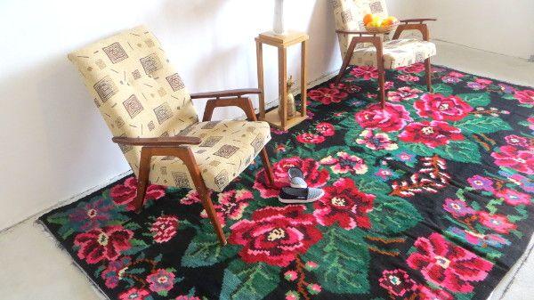 1,87x3,36m 5,8x11ft,Tapis kilim,floral rug,large persian rug,turkish