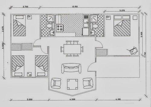 Planos casas de madera prefabricadas planos casas de for Disenos y planos de casas prefabricadas