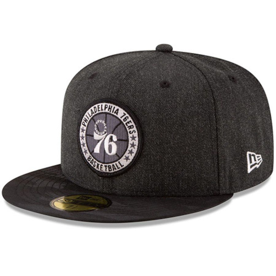 sports shoes 7c107 0945f Men s Philadelphia 76ers New Era Black 2018 Tip-Off Series 59FIFTY Fitted  Hat, Your Price   35.99