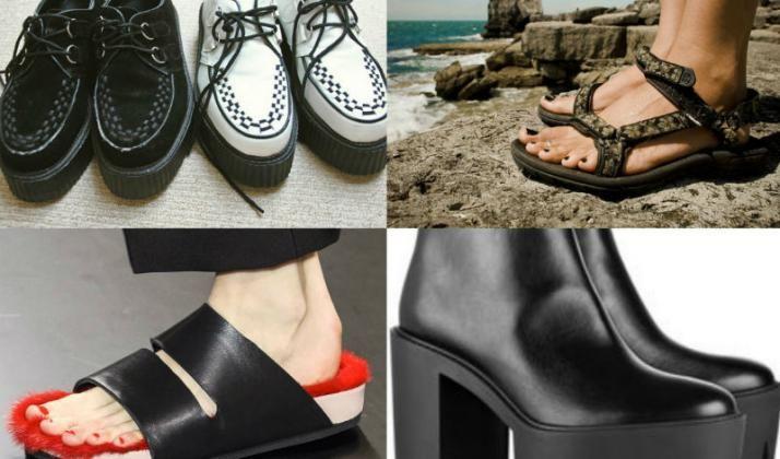 Ugly shoes... de la repulsión al amor
