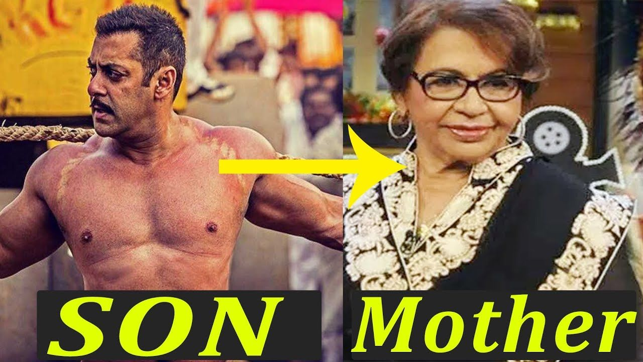 Top 10 Bollywood Actors Unseen Mothers   2018   india love