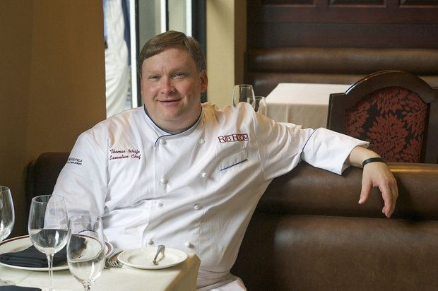 Photo of Rib Room New Orleans Chef Tom Wolfe