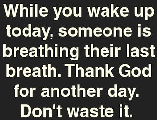Positive Inspirational Quotes: While you wake up today ...