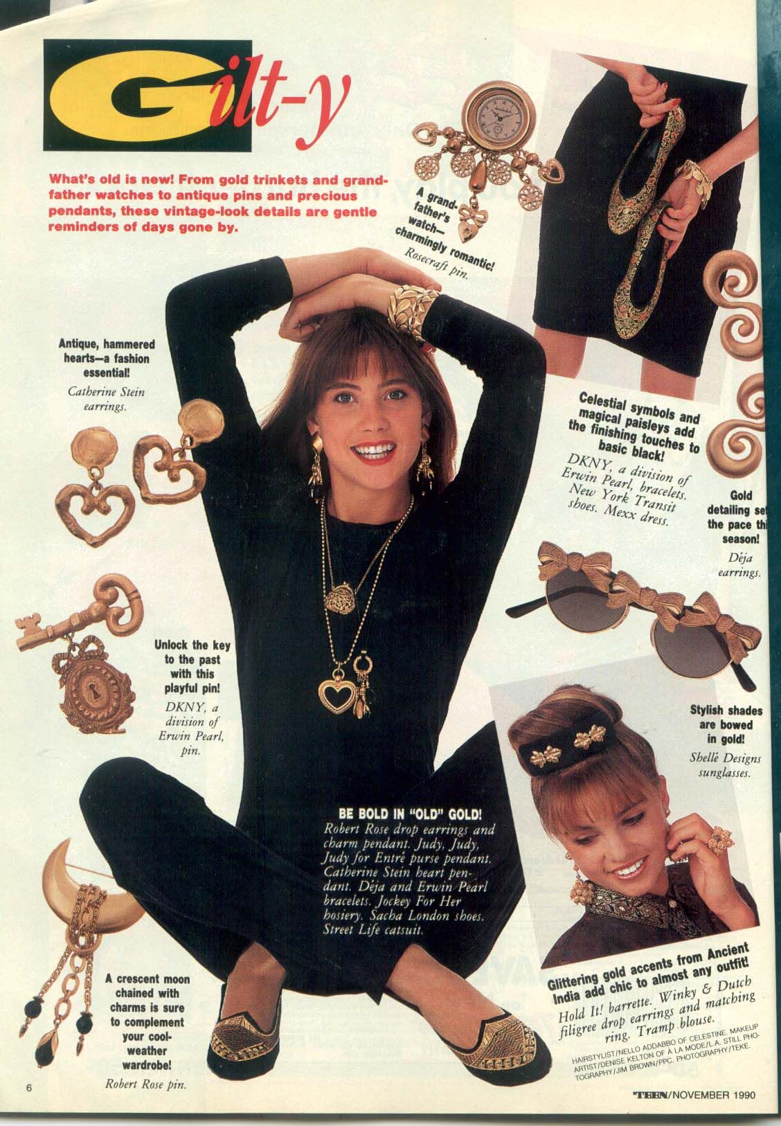 Pity, Vintage dutch seventeen magazine