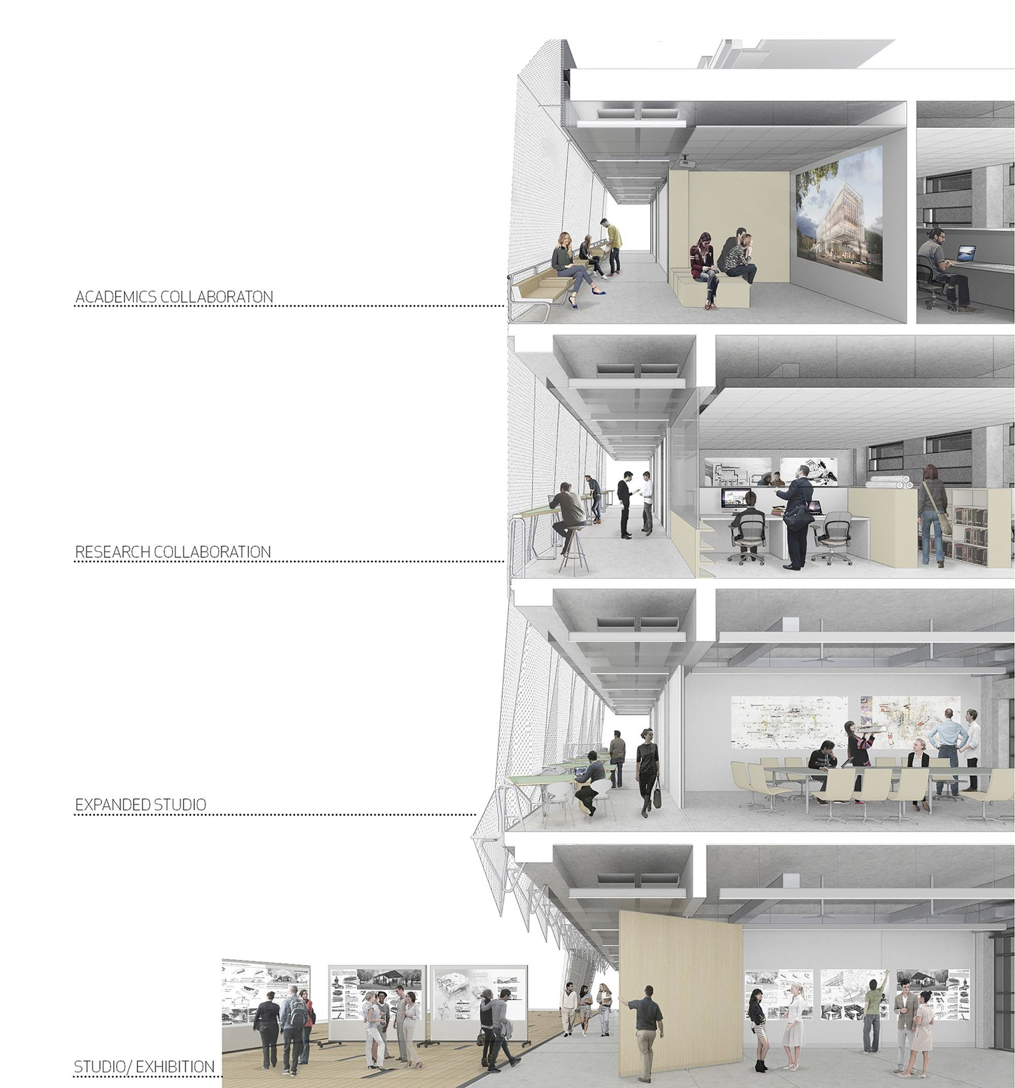 Gallery Of Melbourne School Design University