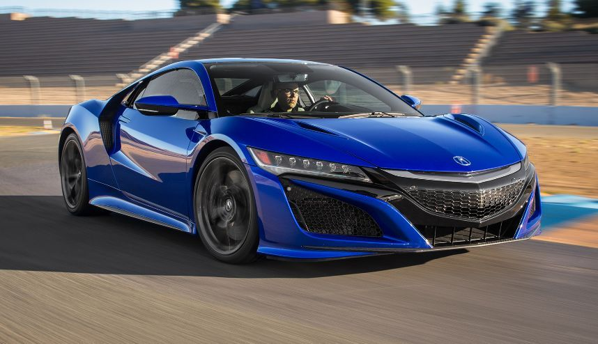 The Top 10 Sports Cars To Look For In 2018 in 2020 (With