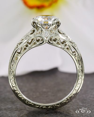piercing fashion ring trend wedding popsugar engagement rings