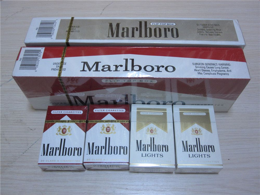 Buying cigarettes President tobacco