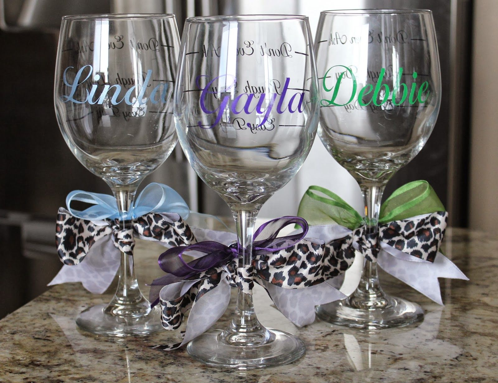Cher's Signs by Design   Wine glasses, Personalized wine glasses, Wine