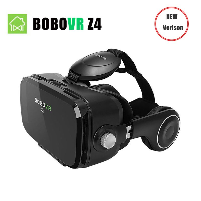 8c37cf97c1c0 (Ship From RU) BOBOVR Z4 Mini Virtual Reality 3D glasses Cardboard 120  Degrees FOV VR Box Headset 3D with Bluetooth Remote   Price   29.98   FREE  Shipping ...