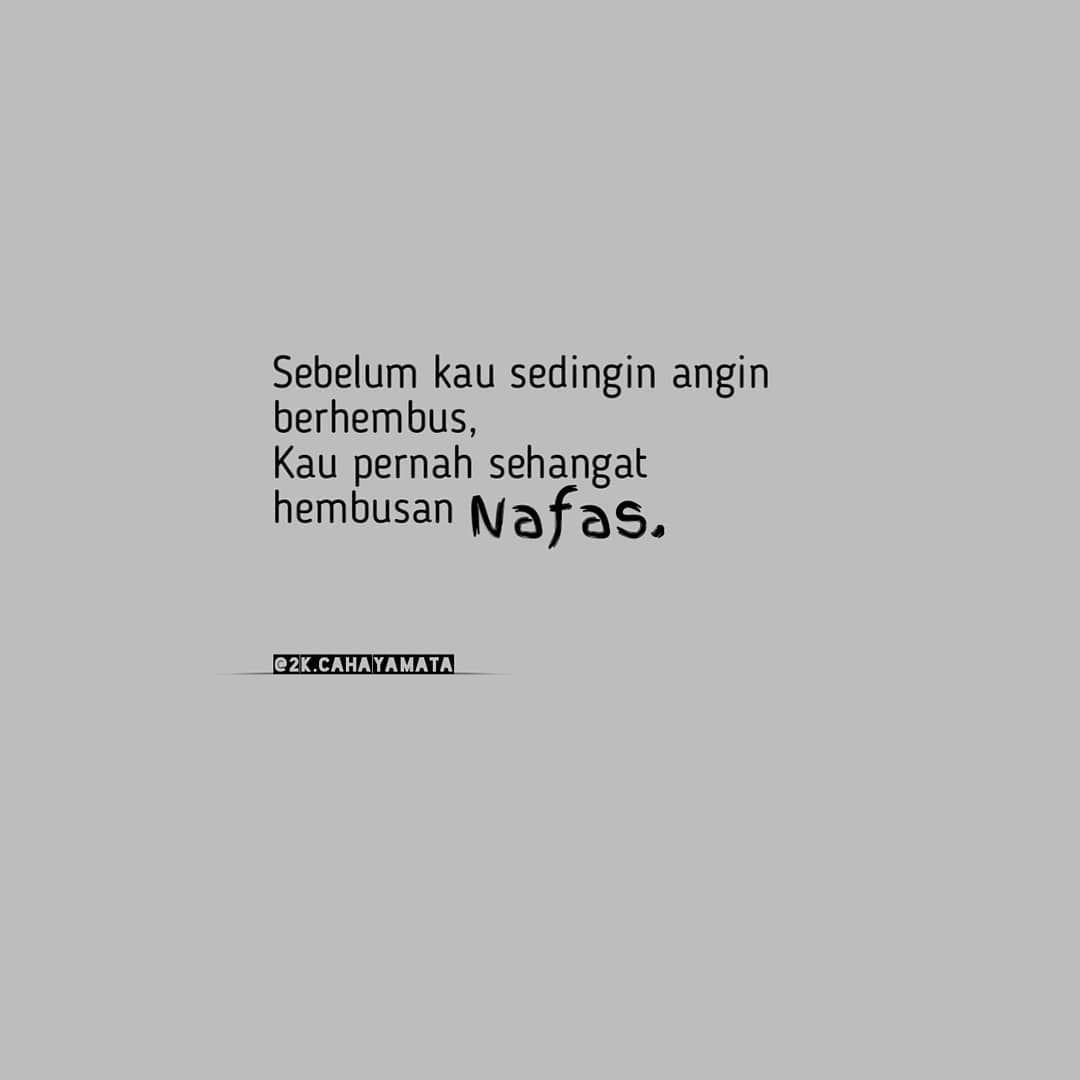 Sajakcinta Cinta Katabijak Puisi Selfreminder Sabrangmdp Sajak