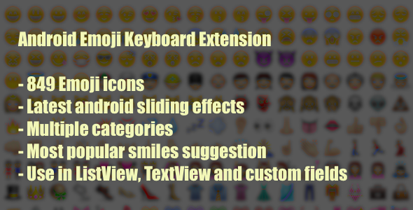 Free Download Emoji Keyboard For Android Android Keyboard Emoji Keyboard Mobile App Templates
