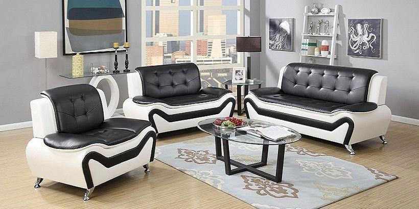 Modern Contemporary Sofa Set Design For Living Room Living Room
