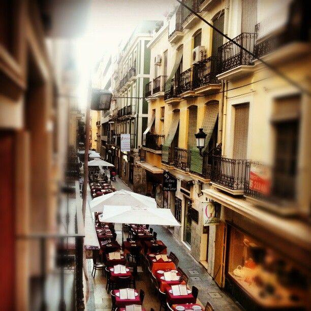 calle Mayor (Alicante)