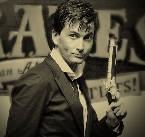 David Tennant.  A Doctor a Day.