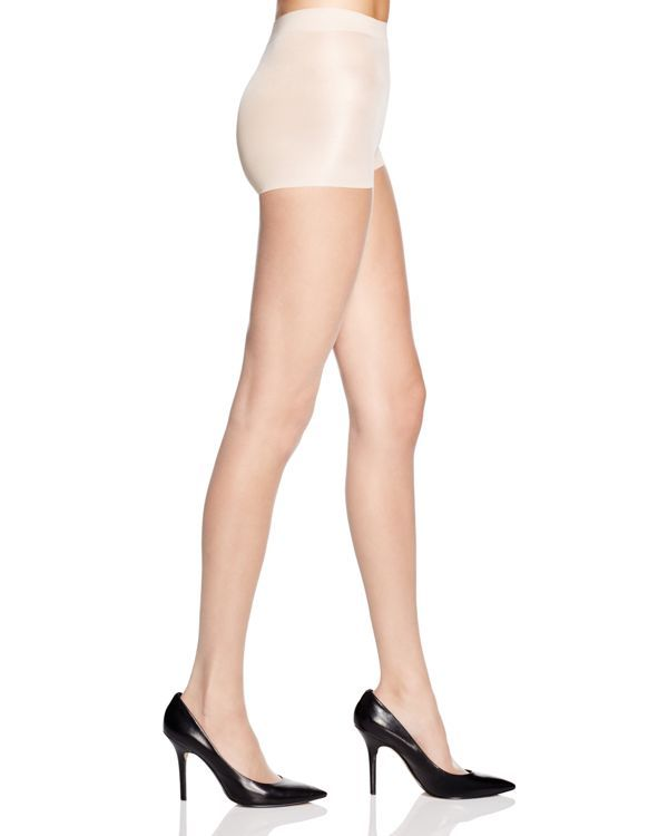 ae330edb9da9e Calvin Klein crafts a sleek, sheer, utterly refined pair of statement tights  that offer as much style as they do support. | Nylon/spandex | Hand wash ...