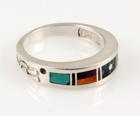 Inlay Band Ring