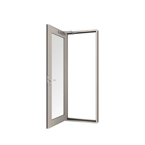 China Wdma Waterproof Toilet Door Design Aluminium Frame Bathroom Swin China Windows And In 2020 Interior Double French Doors Frosted Glass Interior Doors Iron Doors
