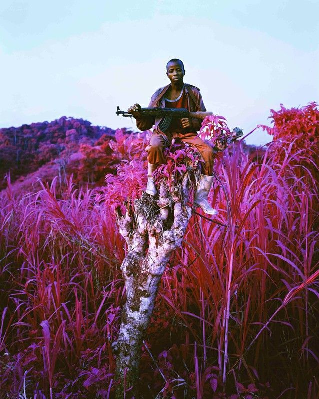 Richard Mosse wins the 2014 Deutsche Börse Photography Prize | Dazed