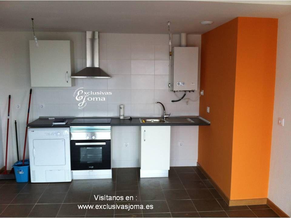 Muebles de cocina a medida para las viviendas nuevas de Tres cantos ...