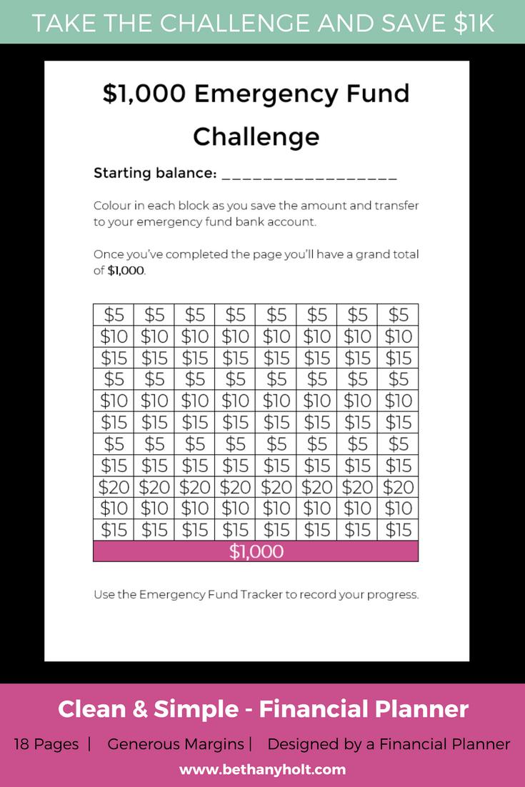 Dieser Planer wird Ihre finanzielle Gesundheit retten! Ich habe es entworfen, um eine einfache Alternative zu sein …   – Projets à essayer