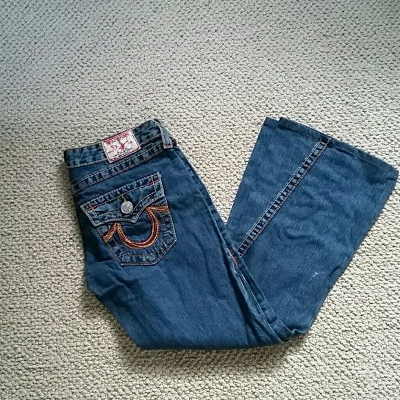True Religion Jeans Size 29 No flaws besides a messed up tag never worn True Religion Jeans