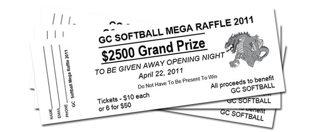 How to Get a Free Raffle Ticket Template for Microsoft Word - ball ticket template