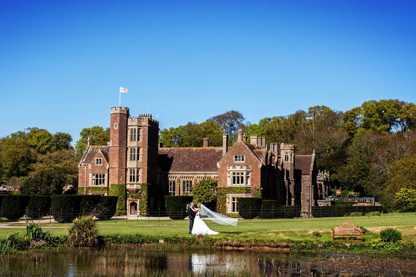 The Perfect Wedding Venue In Somerset St Audries Park Was Voted Best 2013 By Ideas Magazine