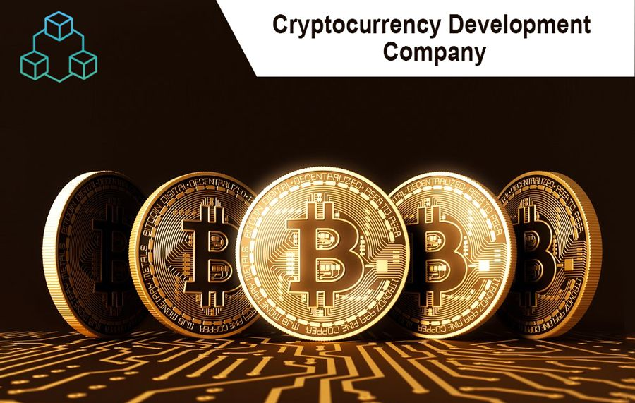 does cryptocurrency come from a company