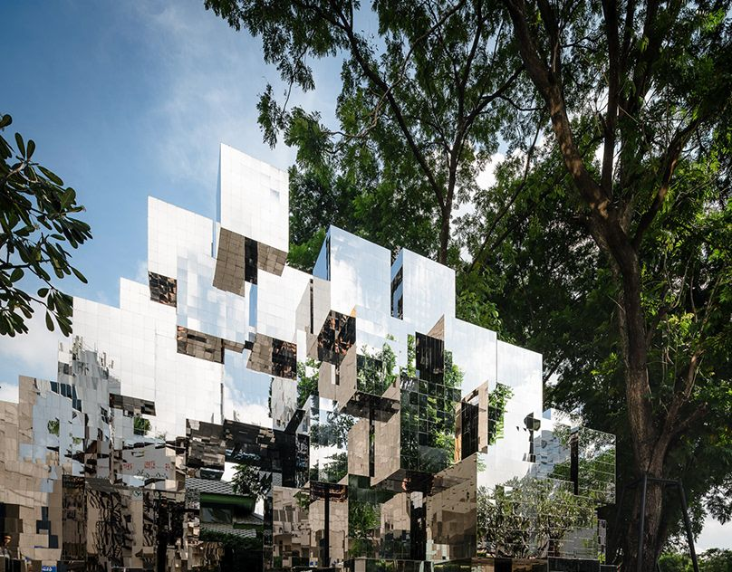 M Jatujak Landscape Sanitas Studio On Behance