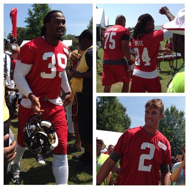 Falcon Walk To Kick Off Today S Practice Aftc14 Riseup Atlanta Falcons Football Atlanta Falcons Memes Atlanta Falcons