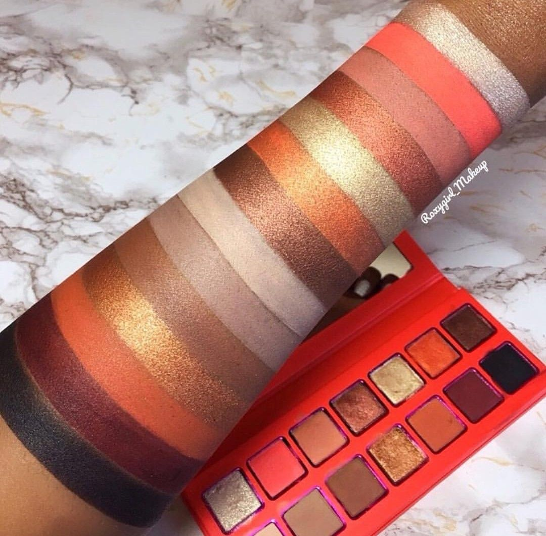 Kyshadow - The Summer Palette by Kylie Cosmetics #7