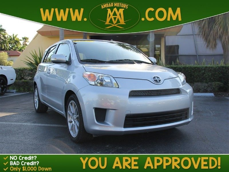 2009 Scion xD. EVERYONE IS APPROVED!!! NO DEALER FEES