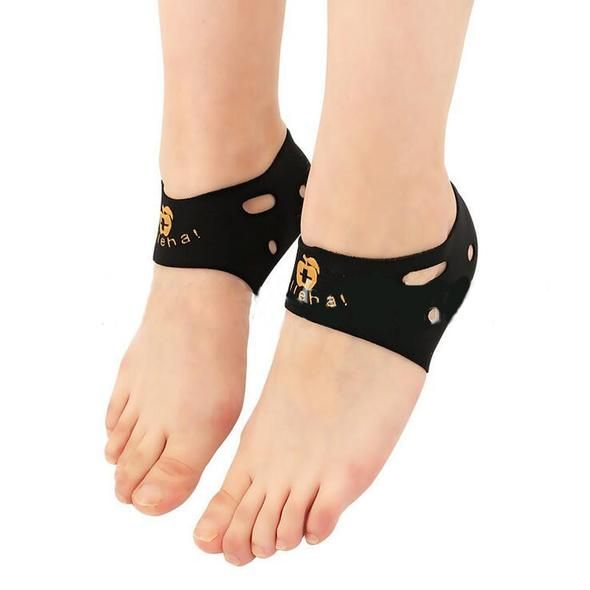 eba8c3149a 1 Pair Ankle Support Elastic Yoga Ankle Brace Band Guard, Sport Safety Ankle  Wrap Straps