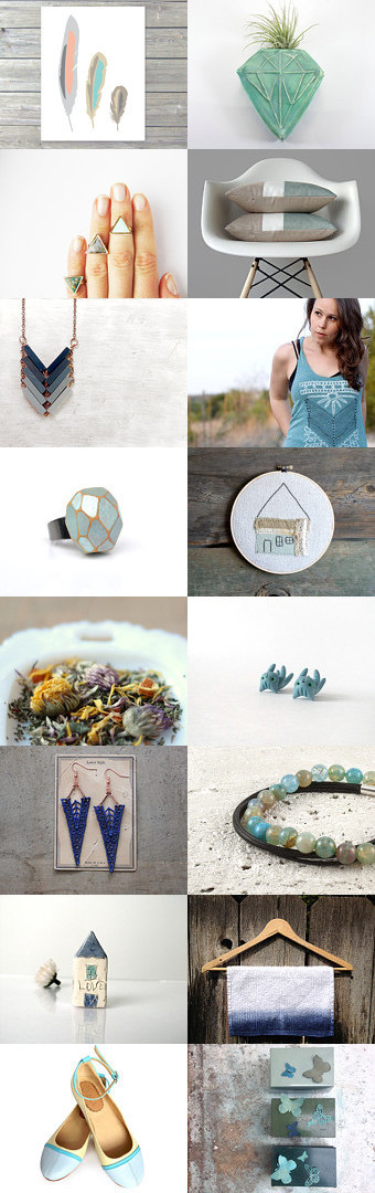 Etsy Front page - today!!! Mint Diamond  by Artisan Bath and Body on Etsy--Pinned with TreasuryPin.com