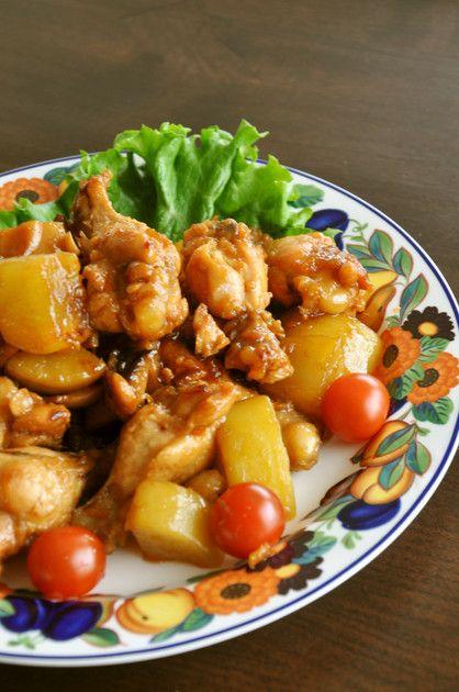 マーマレード 鶏肉 焼き の