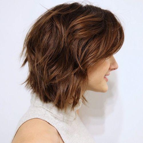 32++ Short haircuts for thick wavy hair ideas