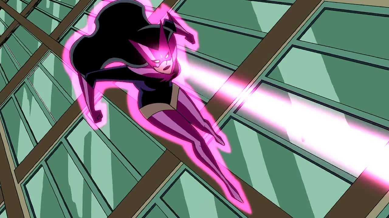 Star Sapphire | Justice League Animated Series (screencaps ...