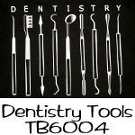 Dentistry Tools Tote Bag $9.99  http://www.smbaydental.com/