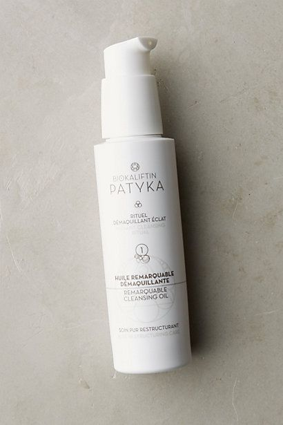 Patyka Remarquable Cleansing Oil #anthropologie