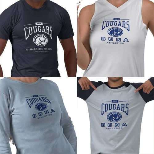 buna high school t shirt designs - High School T Shirt Design Ideas