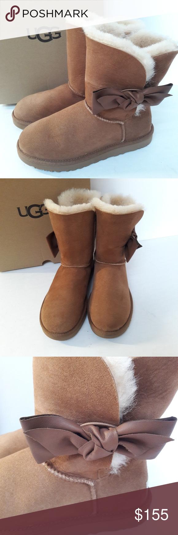 92633342d53 New Chestnut UGG boots Size 7 NWOB Daelyn UGG Boots in Chestnut ...