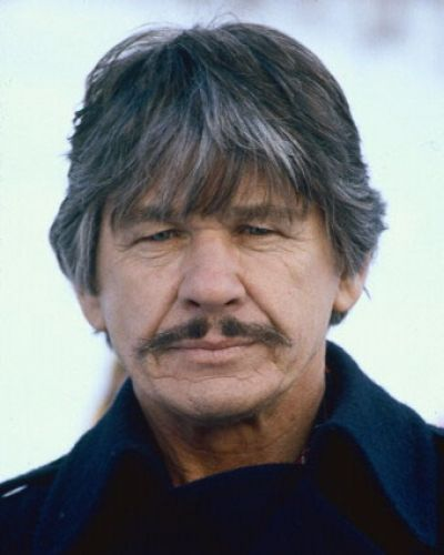 Charles Bronson, American actor, died at 81 of pneumonia on August 30, 2003