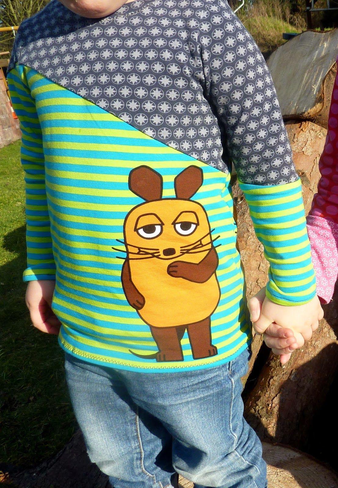 Maus Jersey | Shirt\'s mit Applikation | Pinterest | Die maus, Mäuse ...